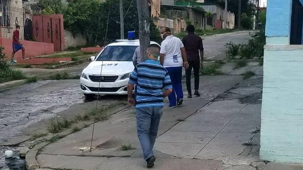 El artista independiente Luis Manuel Otero Alcántara fue uno de los arrestado este jueves. (Facebook)