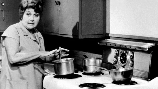"""La """"Maestra de la cocina cubana"""", Nitza Villapol. (Twitter)"""