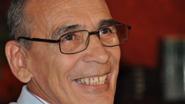 """Manolo Micler en el programa televisivo """"Con 2 que se quieran"""". (CC)"""