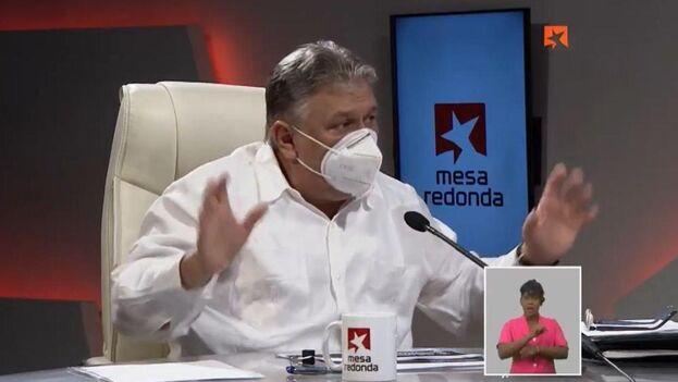 """Marino Murillo Jorge, conocido como """"el zar de las reformas"""" en la Isla, reiteró que el peso cubano (CUP) será la moneda que circulará. (Captura)"""