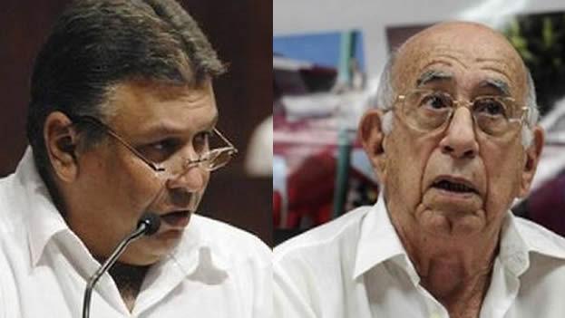 Marino Murillo y Ramón Machado Ventura llevan un tiempo ausentes de eventos oficiales en los que, en condiciones normales, su presencia sería segura. (14ymedio)