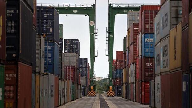 Las compañías demandadas ahora son Crowley Maritime Corporation y Seabord Marine, ambas con sede en Florida e ingresos de varios miles de millones de dólares en 2019. (EFE)