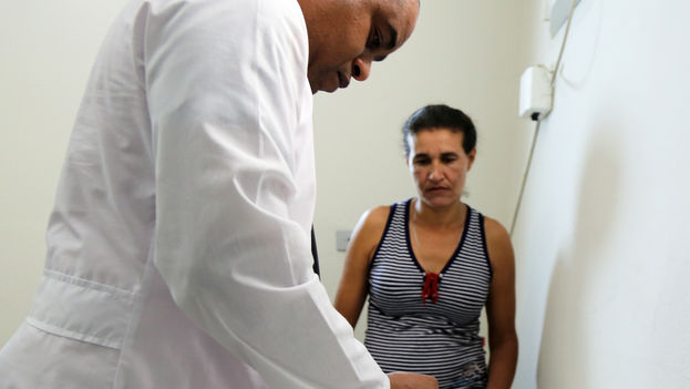 Médicos cubanos. (OPS)