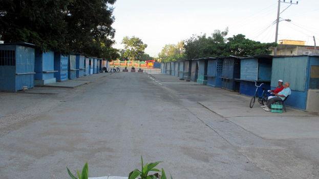 Mercado de La Candonga. (Fernando Donate Ochoa/14ymedio)