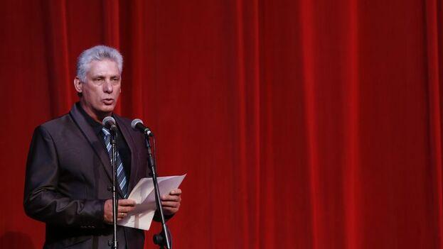 Miguel Díaz-Canel, en una imagen de archivo. (EFE/Yander Zamora)