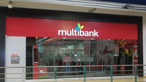 El banco panameño Multibank cerró numerosas cuentas de empresas que mantienen relaciones o comercian con el Gobierno cubano. (Multibank)