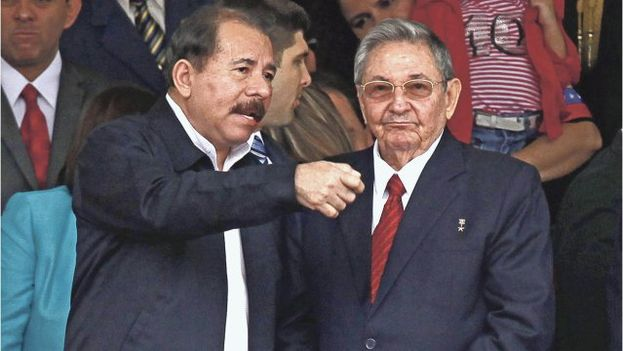 Nicaragua y Cuba han mantenido estrechas relaciones en los periodos en que el país centroamericano ha sido gobernado por Daniel Ortega. (EFE)