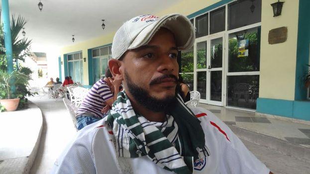 Noel Rodríguez Portuondo, director del documental Iyanifa. (14ymedio)