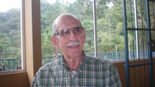 Norman del Valle fue expulsado a la fuerza del Museo Regional de San Ramón de la Universidad de Costa Rica por sus críticas al castrismo. (Facebook)