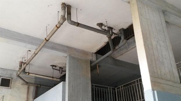 Nuevas instalaciones hidraúlicas. (14ymedio)