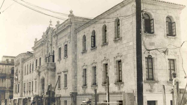 Obras de Construcción del Archivo Nacional de la República de Cuba