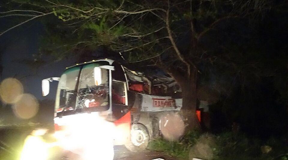 Un fallecido y 25 heridos en un accidente masivo en el sureste de Cuba -  14ymedio