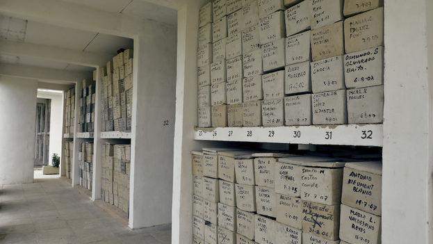 Osario público del cementerio de Colón. (14ymedio)