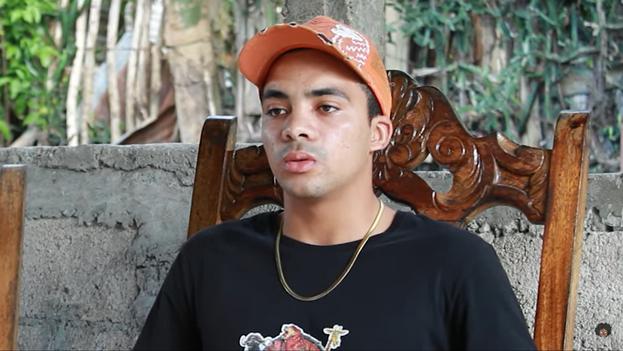 Oscar Kendri Fial Echavarría, de 19 años, será juzgado este martes en Santiago de Cuba. (Captura)