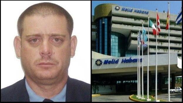Luis Osvaldo Lima Mesa de 50 años, tripulante de la aerolínea Cubana de Aviación y víctima de la caída de un ascensor en el hotel Meliá Habana.