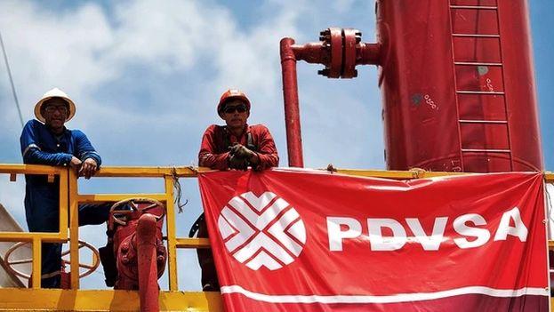 La estatal venezolana PDVSA pagó un sobreprecio de hasta 12 dólares por barril para el crudo adquirido en el mercado internacional y enviado a Cuba. (EFE)