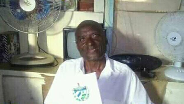 Pablo Moya es actualmente cuentapropista después de ser marinero durante unos 40 años. (Unpacu)