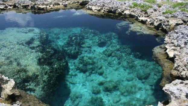 Paisaje costero en la Península de Guanahacabibes (CC)