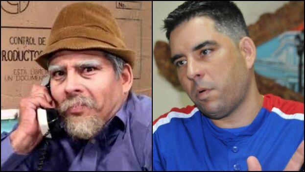 """""""Soy el dueño absoluto del personaje de Pánfilo. Salió de mi cabeza, es de mi creación"""", asegura el actor Luis Silva. (Collage)"""