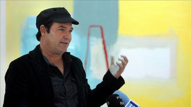 El actor cubano Jorge Perugorría entra a la Academia de las Artes y Ciencias Cinematográficas. (EFE)