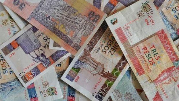 Pesos Convertibles en Cuba. (Progreso Weekly)