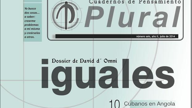 Portada del número 7 de 'Cuadernos de pensamiento plural'