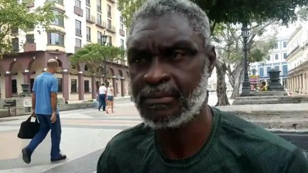 Portal Contreras, de 72 años, fue condenado a cuatro años de prisión por los presuntos delitos de desorden público y desacato. (Captura)