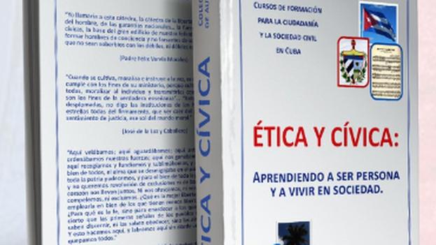 Presentación del libro 'Ética y cívica: Aprendiendo a ser persona y a vivir en sociedad'.
