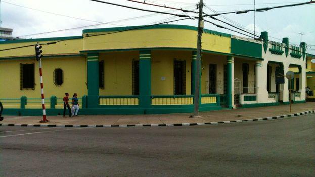 Sede de Programa ITS/VIH-sida en Pinar del Río, en la calle Martí 182, esquina con Avenida Comandante Pinares. (14ymedio)