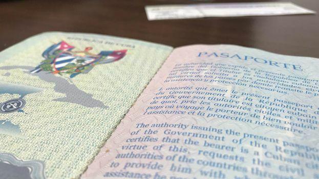 El Programa de Reunificación Familiar se encuentra actualmente suspendido, dejando a más de 20.000 familias en el limbo. (14ymedio)