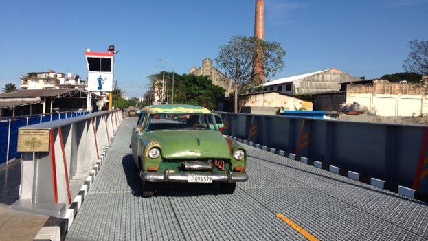 El Puente de Hierro renovado