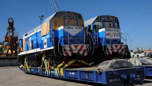 En octubre de 2019, la estatal rusa RZD firmó con la Unión de Ferrocarriles de Cuba un convenio para modernizar toda la estructura ferroviaria de la Isla. (Prensa Latina)