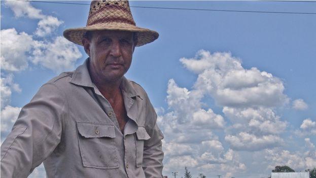 Raidel Ramos, usufructuario CCS Carlos Hidalgo