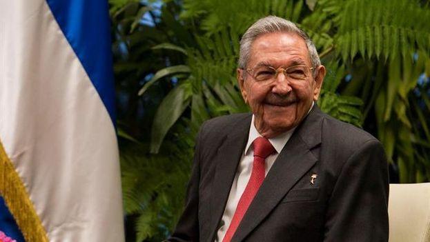 Raúl Castro entregará el poder el próximo 19 de abril. (Televisión Cubana)