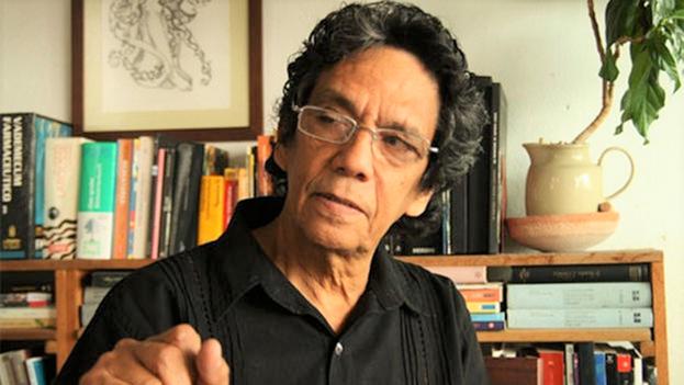 Este viernes el periodista y jefe editorial de '14ymedio', Reinaldo Escobar, fue secuestrado por la Seguridad del Estado. (Captura)