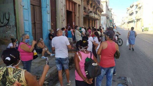 El gobernador de La Habana, Reinaldo García Zapata, aseguró que las medidas tomadas en este mes por el Consejo de Defensa Provincial han tenido un impacto positivo . (14ymedio)