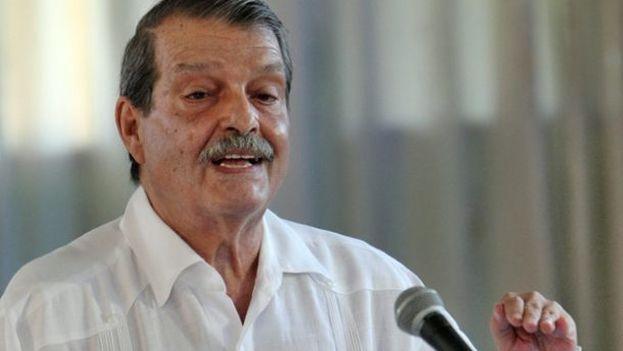 Abelardo Moreno, el viceministro de Relaciones Exteriores de la Isla, explicó los avances en las conversaciones con EE UU. (EFE)
