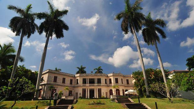 Residencia del embajador de Estados Unidos en La Habana. (dciteleport)