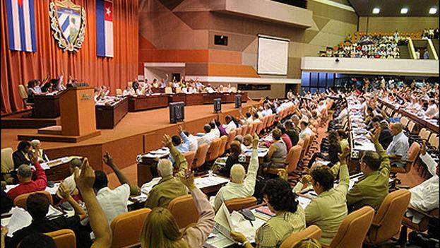 Reunión de la Asamblea Nacional del Poder Popular
