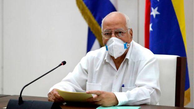 En la imagen Ricardo Cabrisas, viceprimer ministro de Cuba y principal negociador de su deuda externa. (EFE)