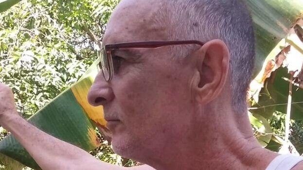 Roberto Quiñones luego de ser liberado este viernes 4 de septiembre de 2020. (Cubanet)
