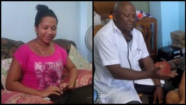 Las viviendas del doctor Roberto Serrano y de su hija, la activista Yadira Serrano, fueron allanadas pro la policía este lunes en Santiago de Cuba. (Facebook)