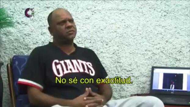 Rodríguez Baró, uno de los tres acusados de pertenecer al grupo Clandestinos. (Captura)