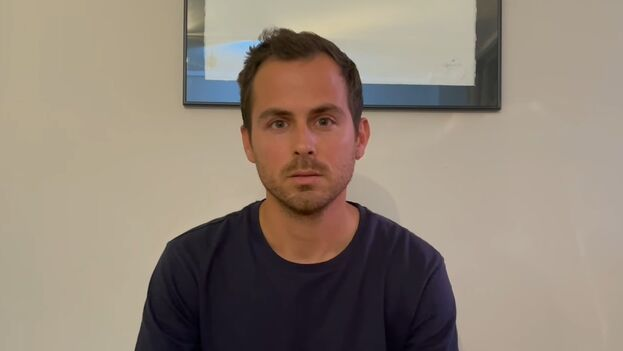 Rodríguez Halley es actor y creador audiovisual. (Captura)