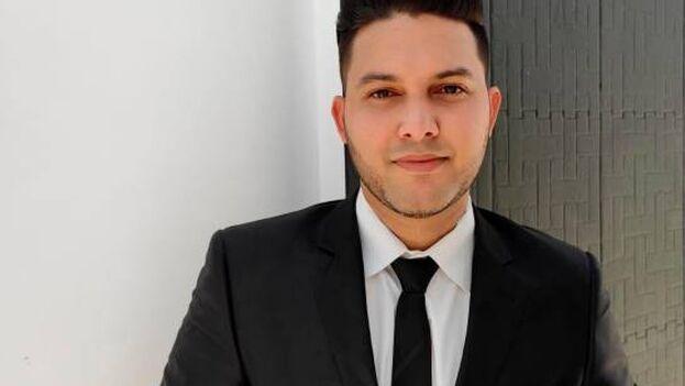 Ruslan Concepción, ingeniero industrial de 28 años que aseguraba ganar más de mil dólares diarios con sus inversiones en la gestora, se encuentra en prisión desde el pasado día 22. (EFE)