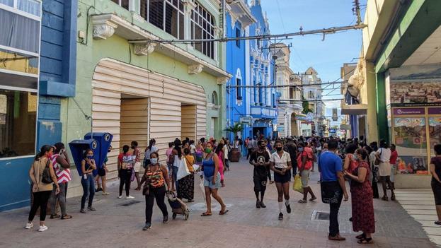 Desde el inicio de la pandemia hasta este sábado, en Santiago de Cuba han fallecido 16 personas y se mantienen 827 casos activos. (El Chago-Santiago de Cuba/Facebook)