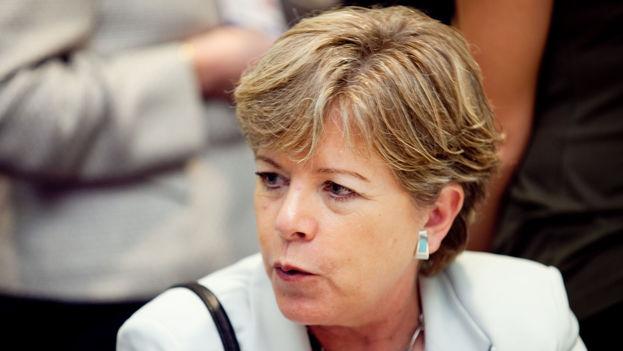 Alicia Bárcena Ibarra, Secretaria Ejecutiva de la Comisión Económica para América Latina y el Caribe (CC)