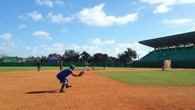 La Serie de Béisbol cubana inició el pasado 12 de septiembre y debería concluir el próximo 5 de febrero. (Telepinar)