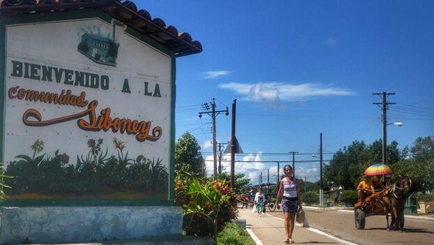 La víctima residía en la comunidad de Siboney, en el municipio camagüeyano de Sibanicú. (Cadena Agramonte)