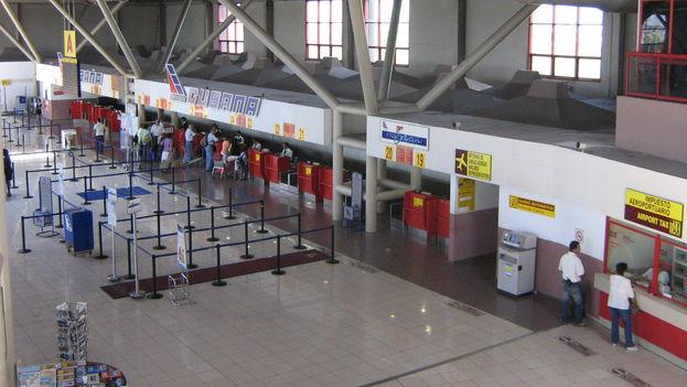 Terminal tres del Aeropuerto Internacional José Martí. (Flickr)